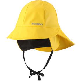 Reima Rainy Regenhoed Kinderen, geel